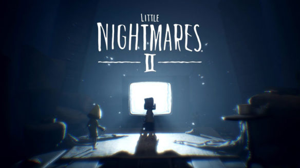 Little Nightmares 2 okładka
