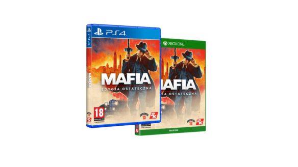 Mafia Edycja Ostateczna w promocji na PlayStation i Xbox
