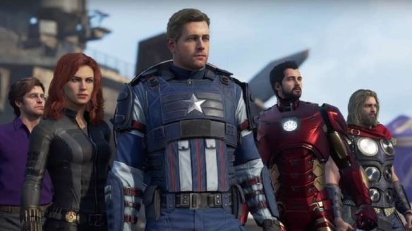 Marvel's Avengers bohaterowie
