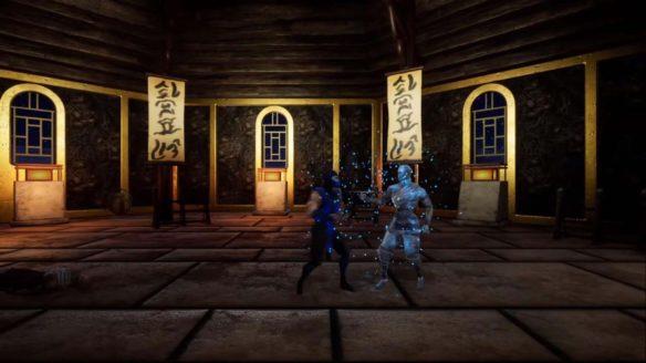 Mortal Kombat Mythologies: Sub-Zero Remake zrzut ekranu