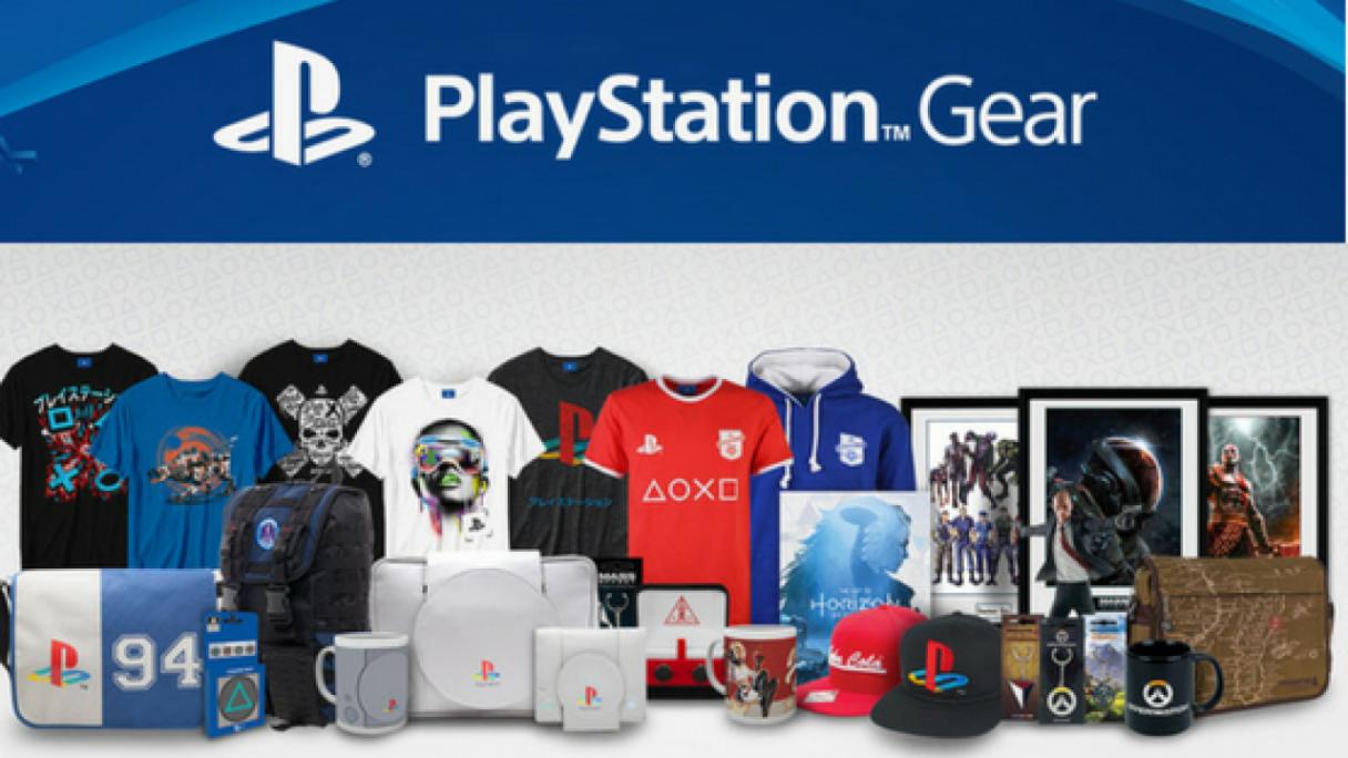 PlayStation Gear gadżety