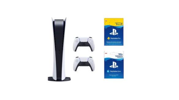 PS5 - konsola w promocji.