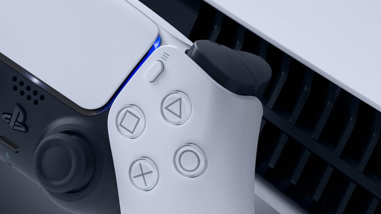 PS5 kontroler DualSense