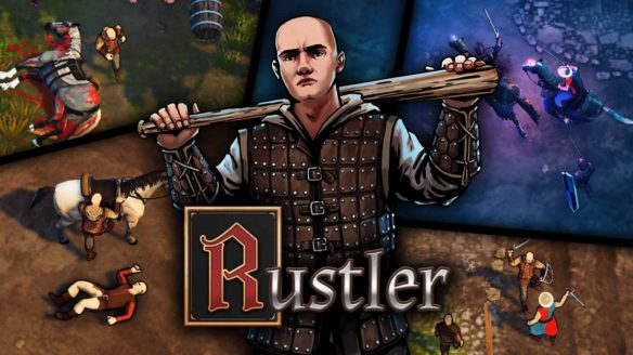 Rustler logo screeny