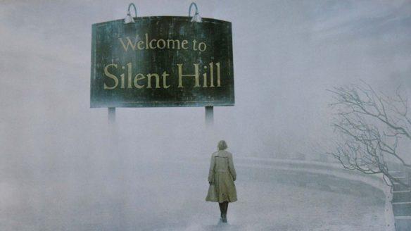 Silent Hill tablica