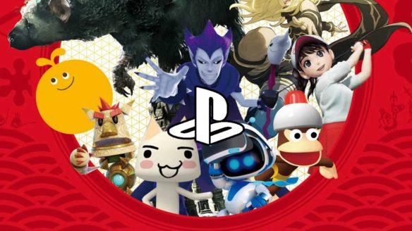 Sony Japan Studio gry
