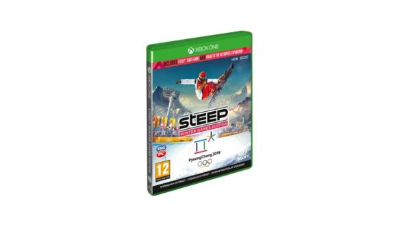 Steep Winter Games Edition na Xbox One
