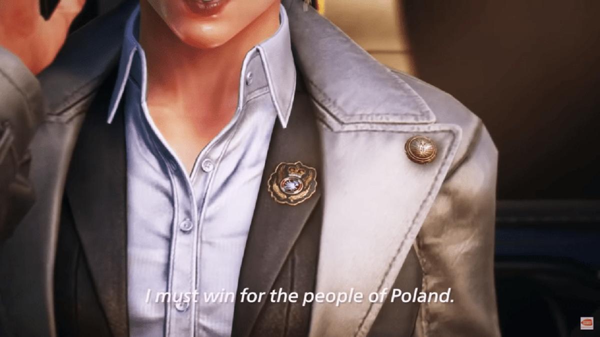 Tekken 7 premier Polski nowym zawodnikiem