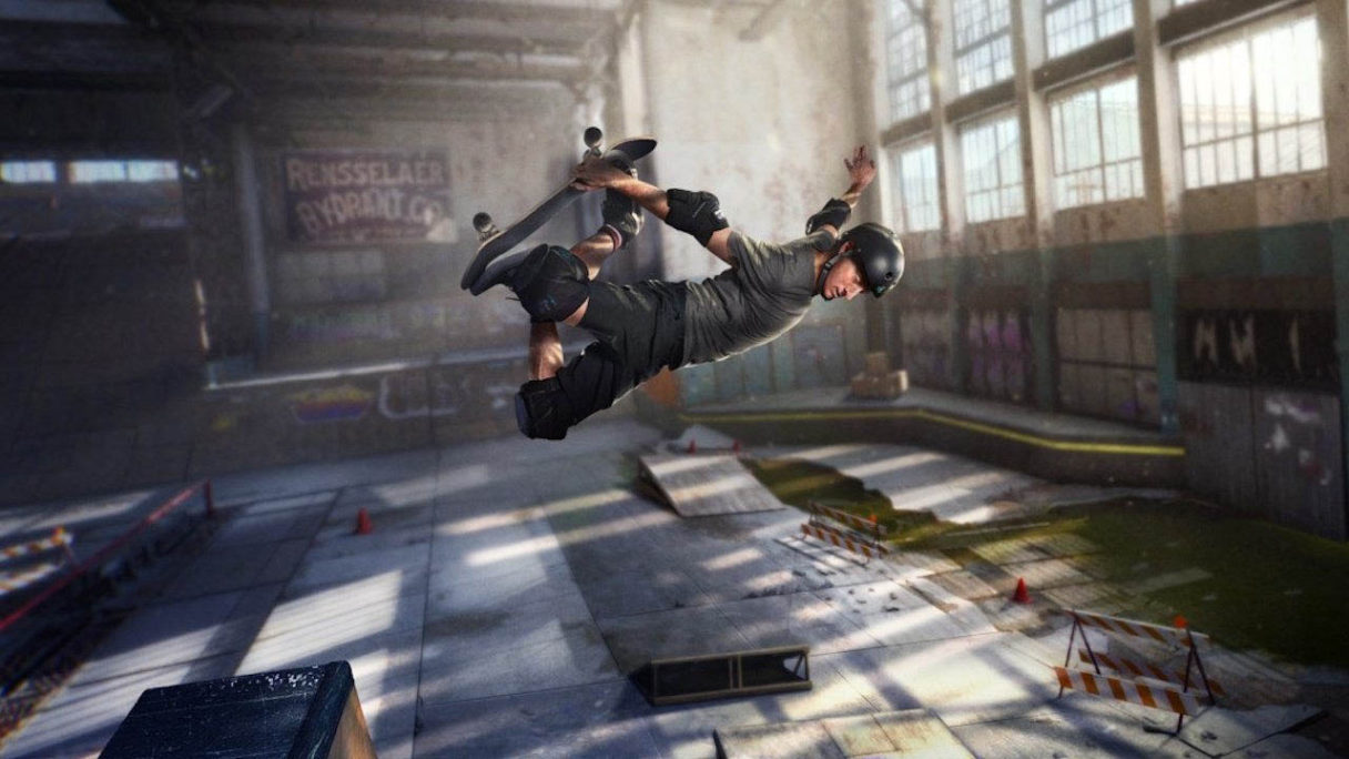 Tony Hawk's Pro Skater 1 + 2 zrzut ekranu