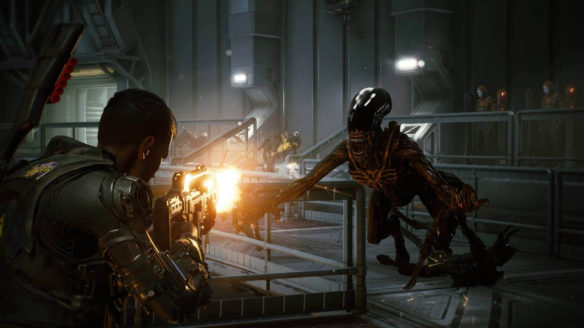 Aliens: Fireteam - rozgrywka