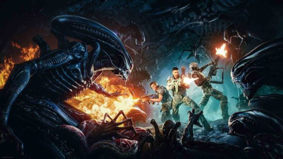 Aliens: Fireteam - grafika