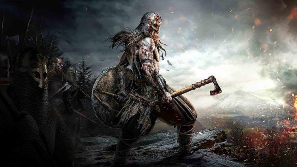 Ancestors Legacy - wojownik
