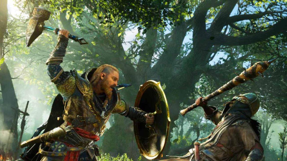 Nowe Assassin's Creed większe od Assassin's Creed Valhalla - walka