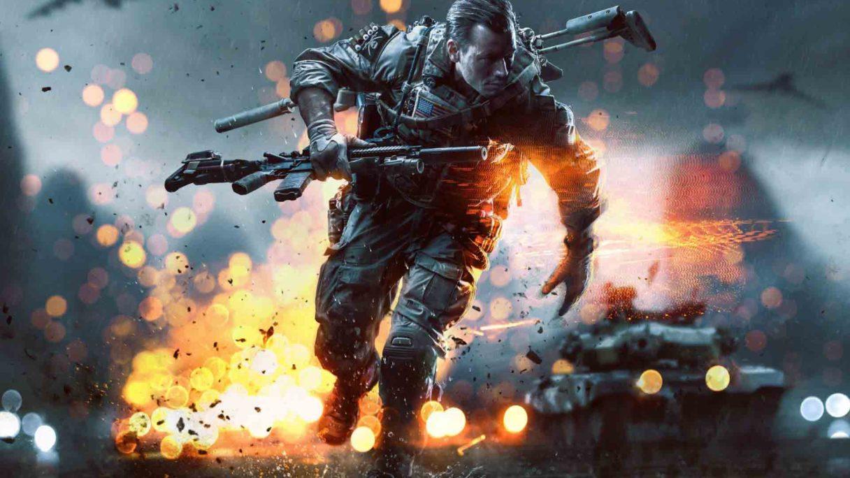 Battlefield 6 Battlefield 4 - żołnierz