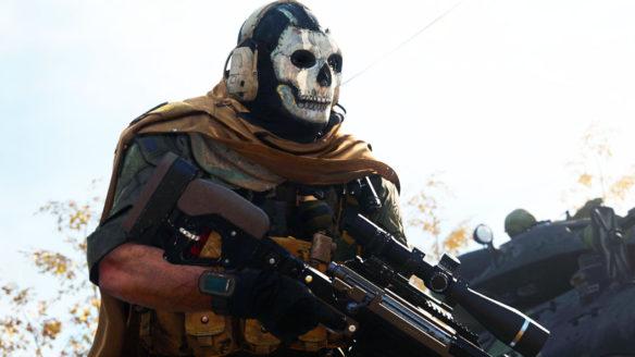 Call of Duty Warzone - żołnierz
