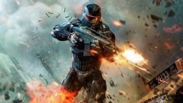 Crysis - żołnierz