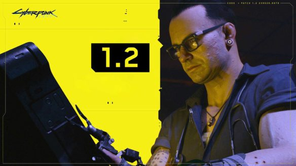 Cyberpunk 2077 aktualizacja 1.2 - grafika