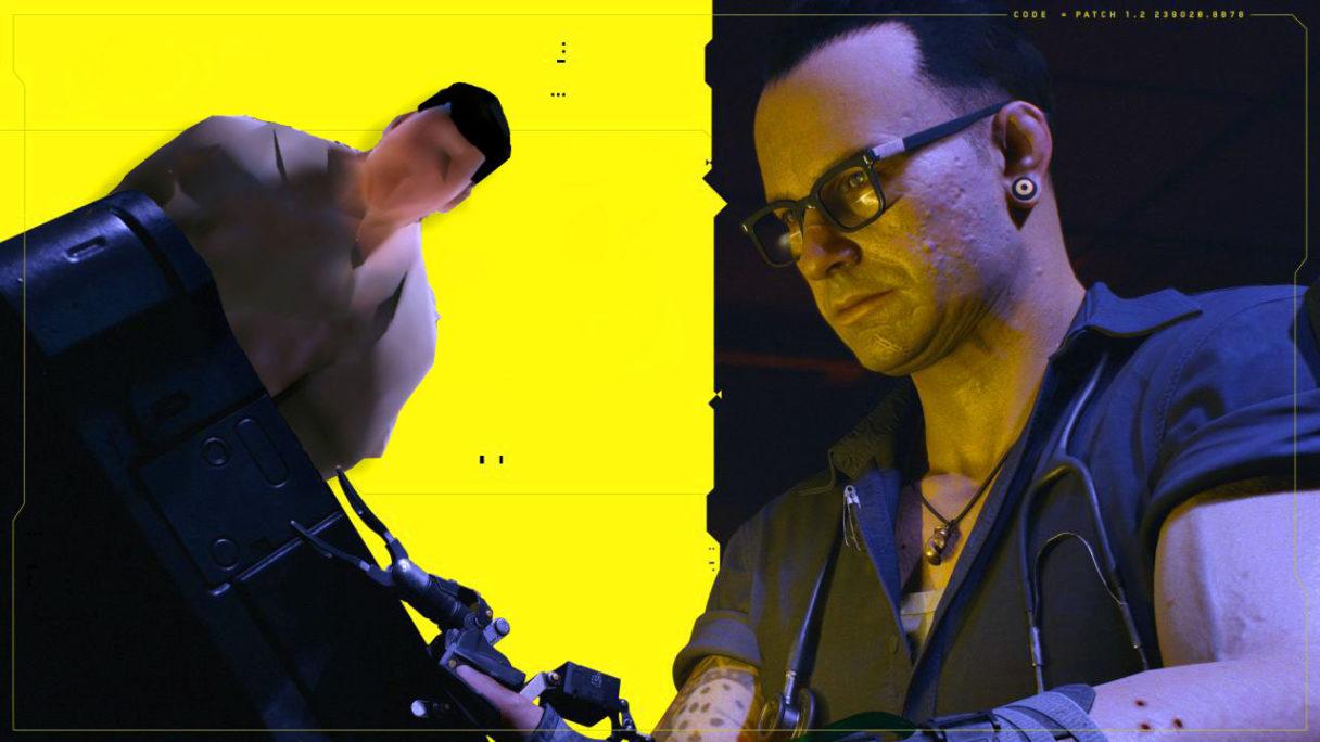 Cyberpunk 2077 - zglitchowane patch notes