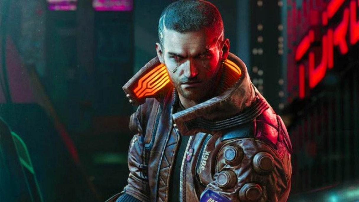 Cyberpunk 2077 - V