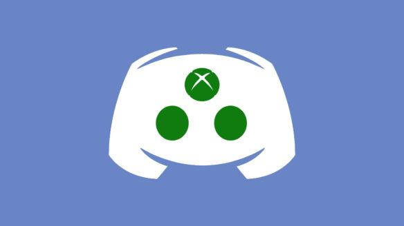 Discord z logo Xbox