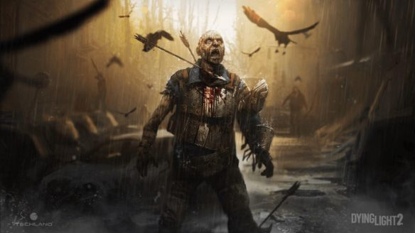 Dying Light 2 - zombie