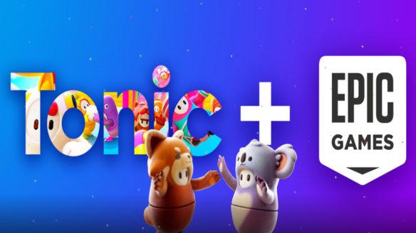 Epic Games i Mediatonic - przejęcie