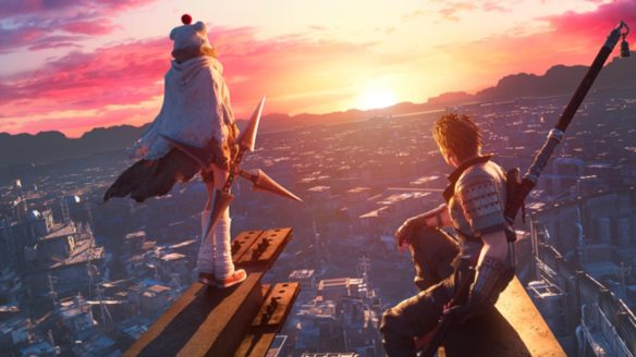Final Fantasy VII Remake - miasto