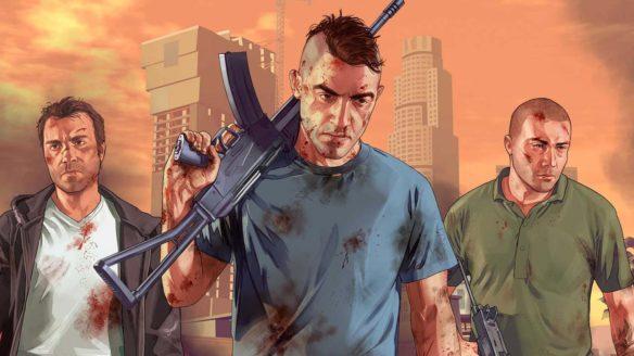GTA Online - postacie