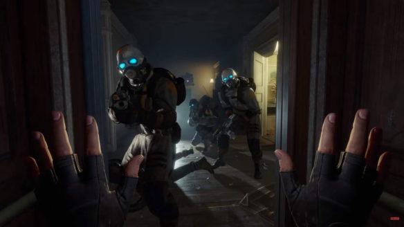 Half-Life - żołnierze Kombinatu