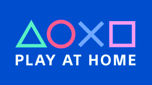 PlayStation Play at Home - logo