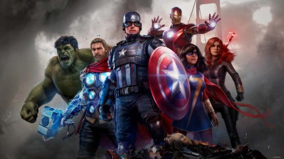 Marvel's Avengers - superbohaterowie