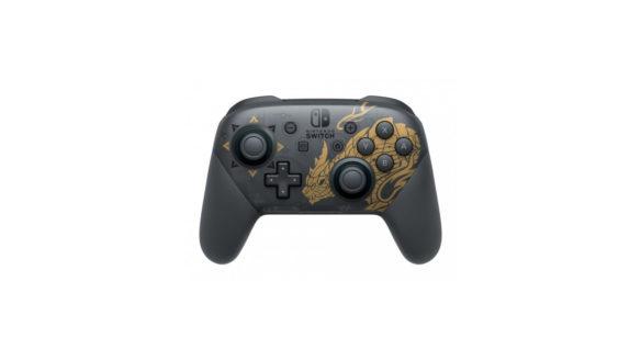 nintendo-switch-pro-controller-monster-hunter-rise