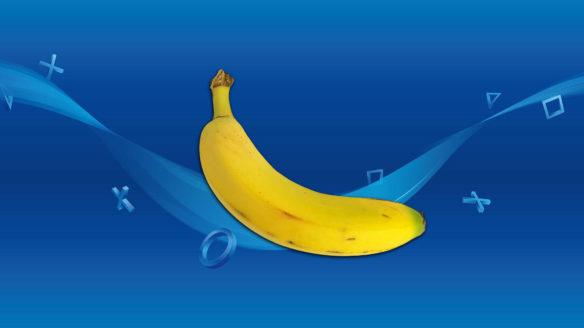 PlayStation - banan