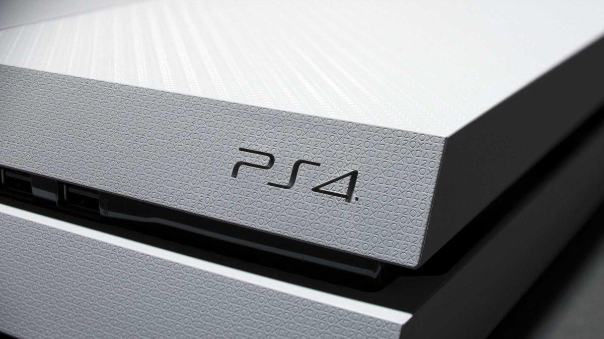Aktualizacja PS4 8.52 - biała konsola