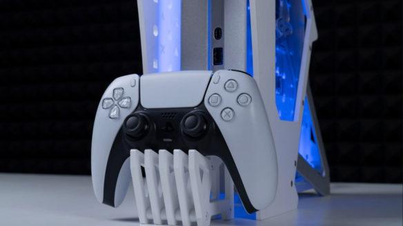 PS5 - zmodyfikowana konsola