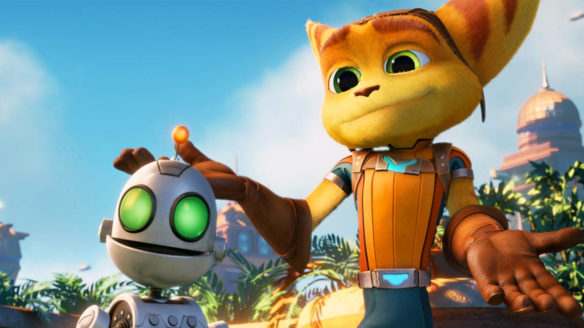 Ratchet & Clank - bohaterowie