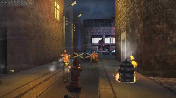 Resident Evil Retold mod