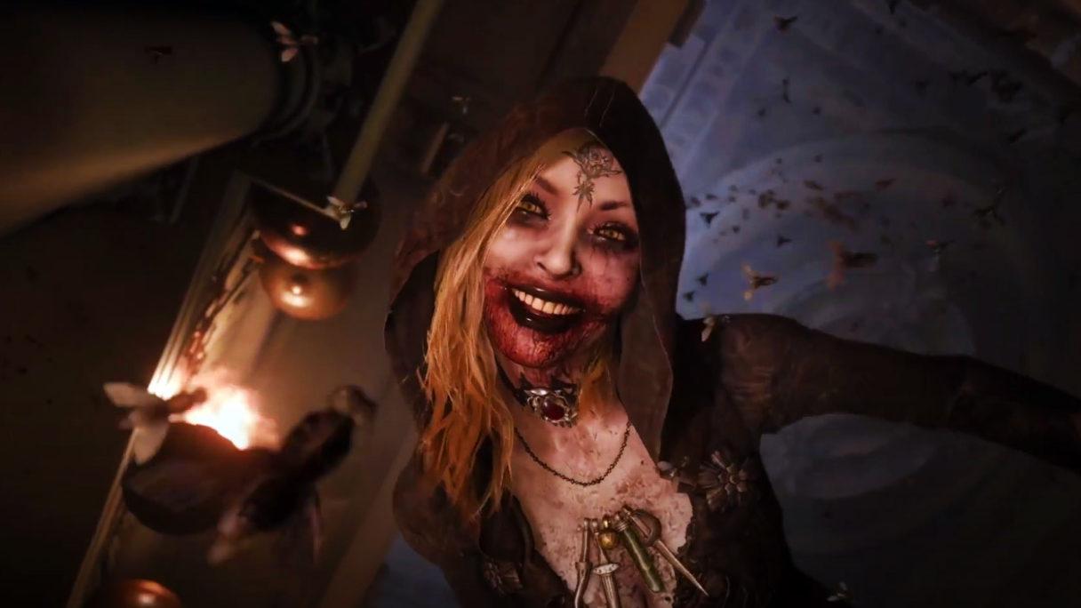 Resident Evil Village - wampirzyca