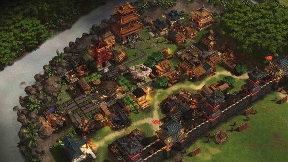 Twierdza: Władcy Wojny - zamek