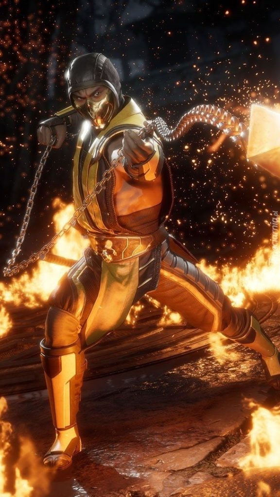 Mortal Kombat 11 Ultimate na PS5