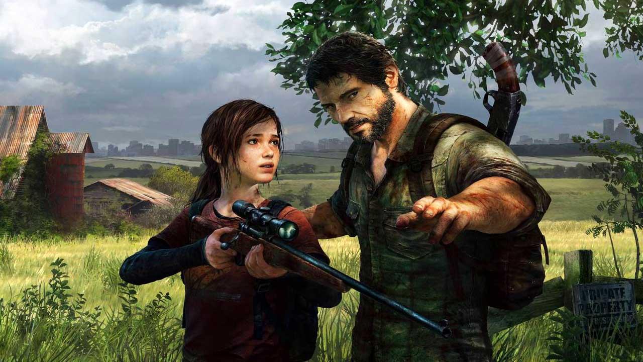 The Last of Us - Joel i Ellie