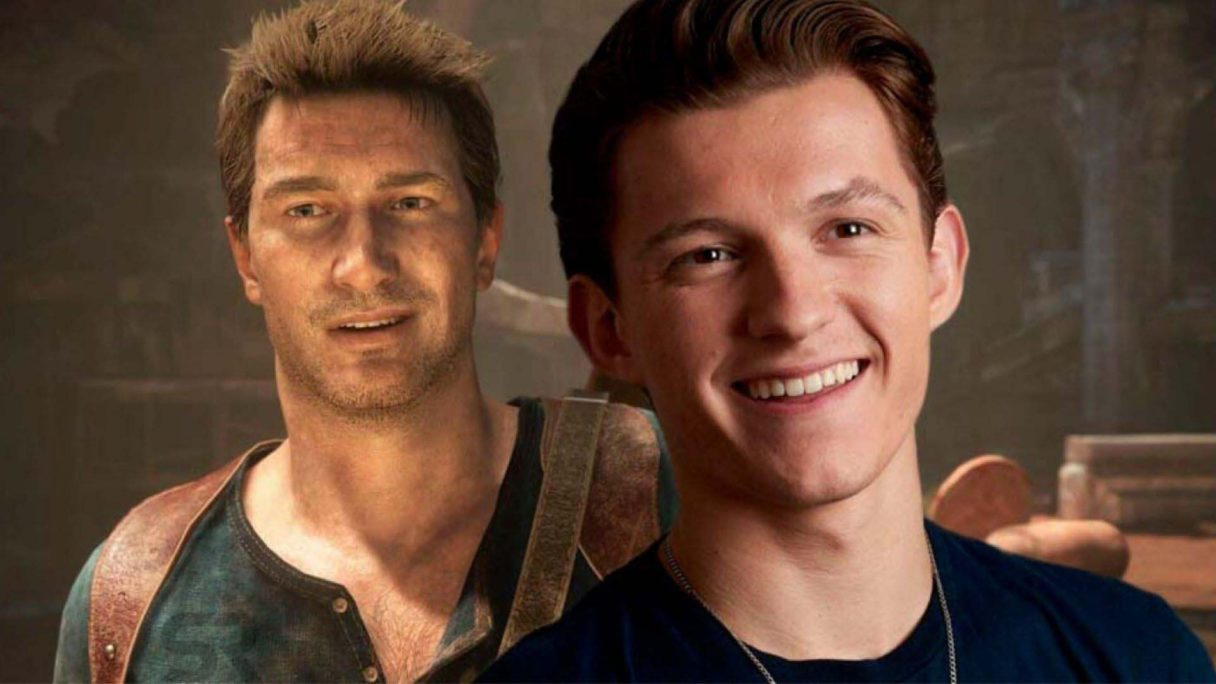 Film Uncharted - Tom Holland
