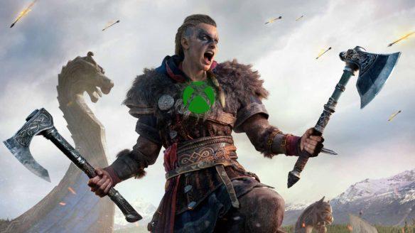 Assassin's Creed Valhalla - logo Xbox