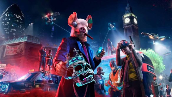 Watch Dogs Legion - postacie
