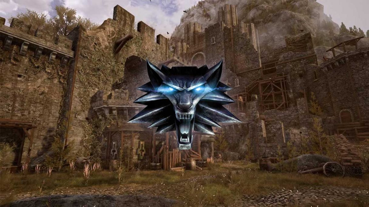 Wiedźmin 3 - Kaerh Morhen na Unreal Engine 4