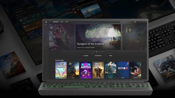 Aplikacja Xbox komputer