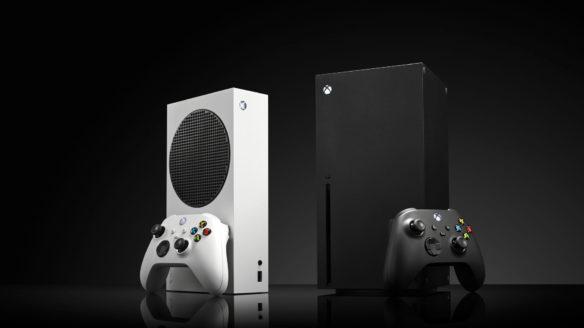 Xbox Series - konsole