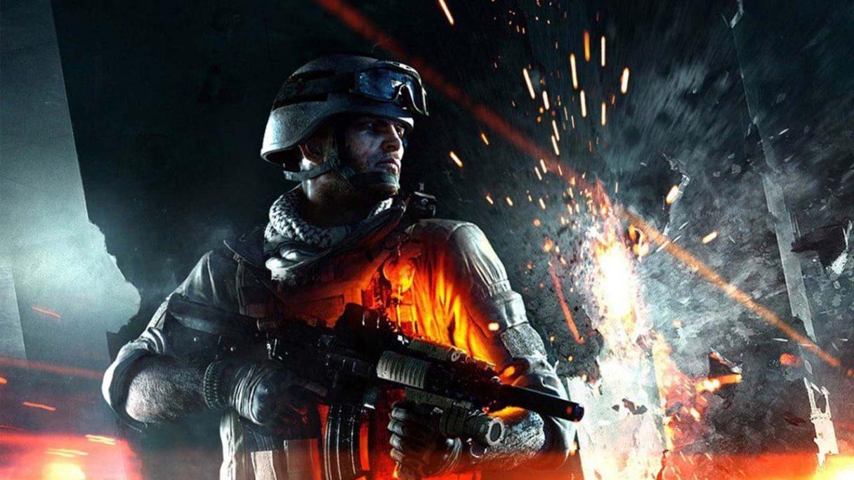Battlefield - strzelanina