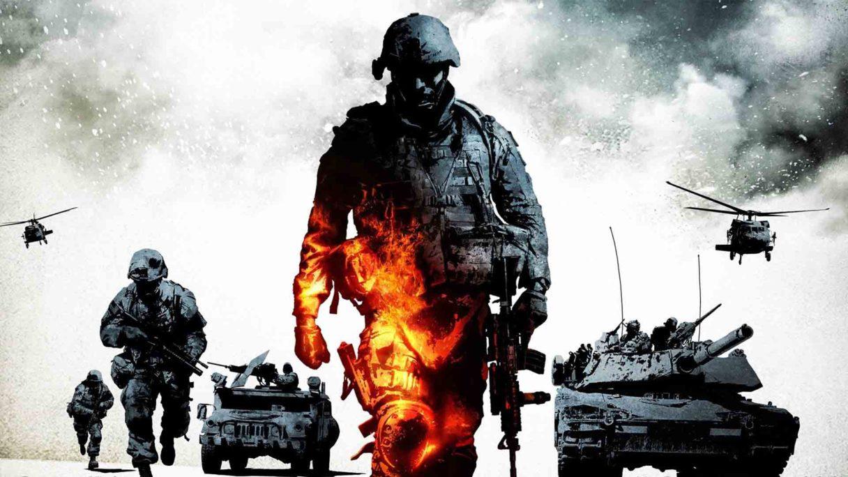 Battlefield - grafika