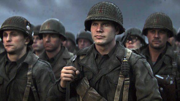 Call of Duty 2021 WW2